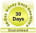 30 days Guaranteed!